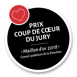 Prix coup de coeur du jury - Maillon d'or 2018