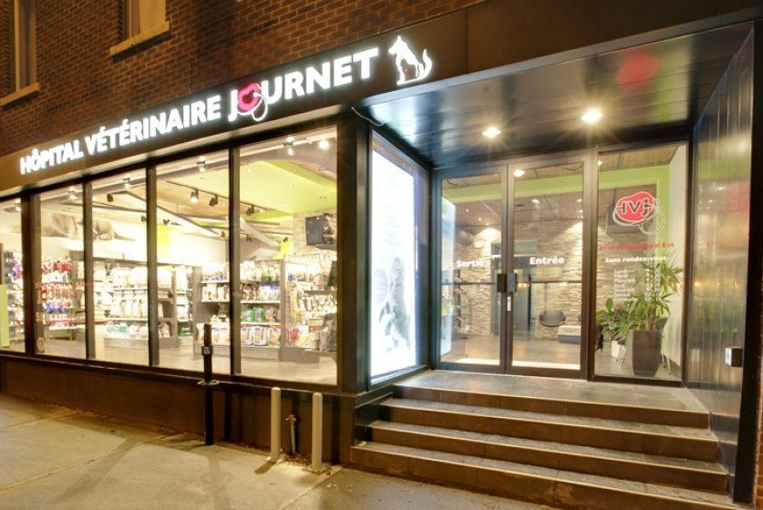 Hôpital Vétérinaire Journet Inc.